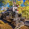 great smoky mountains rail road autumn season excursion