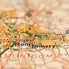 montgomrty alabama area map