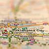 oklahoma city area map