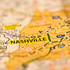 nashville tn area map photo