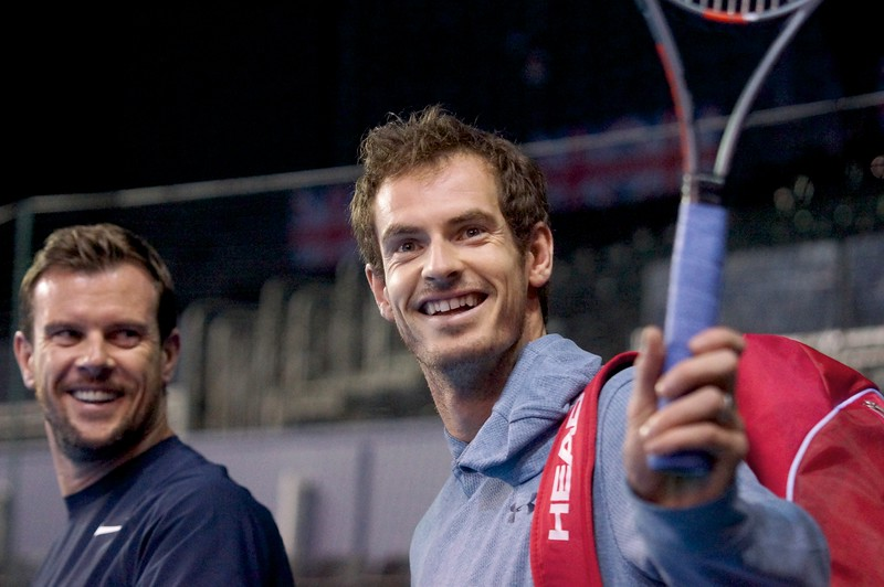 Andy Murray, ARG/GBR 2016