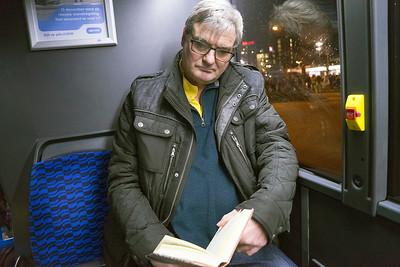Amsterdam , bus 48, 3 januari 2016, foto: Katrien Mulder