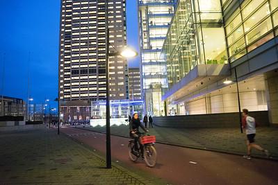 Amsterdam, omgeving Amstelstation, 5 januari 2016, foto: Katrien Mulder