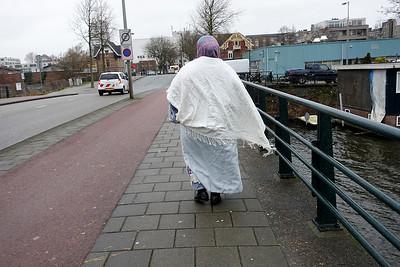 Amsterdam, 27 januari 2016. foto: Katrien Mulder