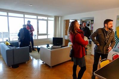 Amsterdam, KNSM eiland, 29 januari 2016, foto: Katrien Mulder