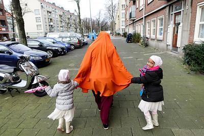 Amsterdam. 3 februari 2016, foto: Katrien mulder