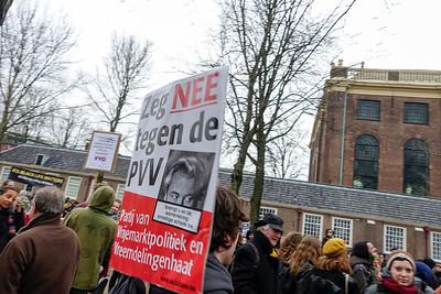 Amsterdam, 6 februari 2016, foto: Katrien Mulder