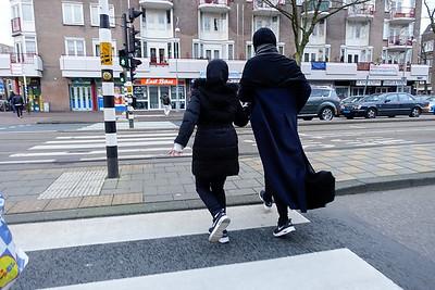 Amsterdam, 7 februari 2016, foto: Katrien Mulder