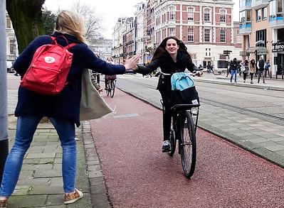 Amsterdam, 8 februari 2016, foto: Katrien Mulder