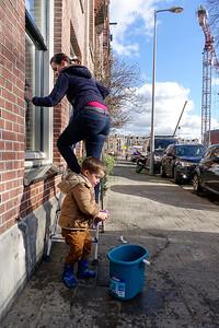 Amsterdam, 11 februari 2016, foto: Katrien mulder