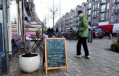 Amsterdam, 12 februaari 2016, foto: Katrien Mulder
