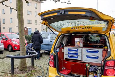 Amsterdam  Oost, 13 februari 2016, foto: Katrien Mulder