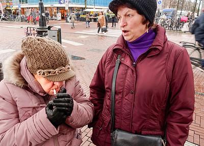 AmsterdamDappermarkt, 15 februari 2016, foto: Katrien Mulder