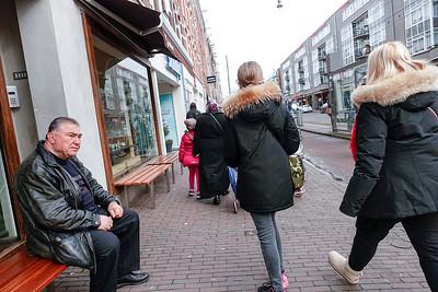 Amsterdam, kinkerstraat, 26 februari 2016, Foto: Katrien Mulder