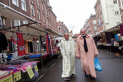Amsterdam, ten Katestraat, 26 februari 2016, Foto: Katrien Mulder