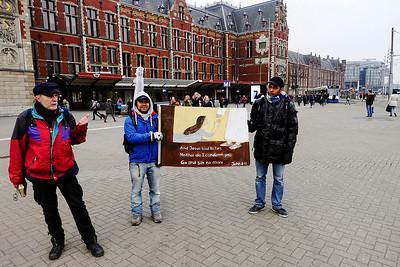 Amsterdam, 11 maart 2016, foto: Katrien Mulder