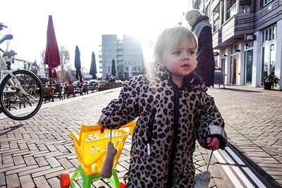 Jitte en Elzemien, 14 maart 2016, foto: Katrien Mulder