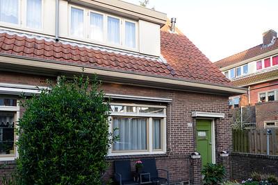 Amsterdam, Betondorp, weidestraat, waar Cruijff na de dood van zijn vader woonde., 25 maart 2016, foto: Katrien Mulder