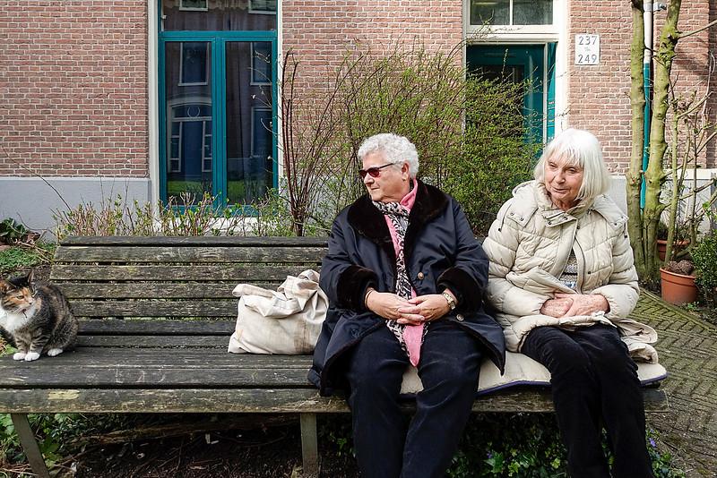 Amsterdam, 31 maart 2016, foto: Katrien Mulder