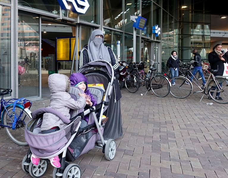 Amsterdam, 1 april 2016, foto: Katrien mulder