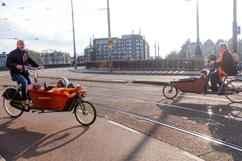 Amsterdam, 4 april 2016, foto: Katrien Mulder