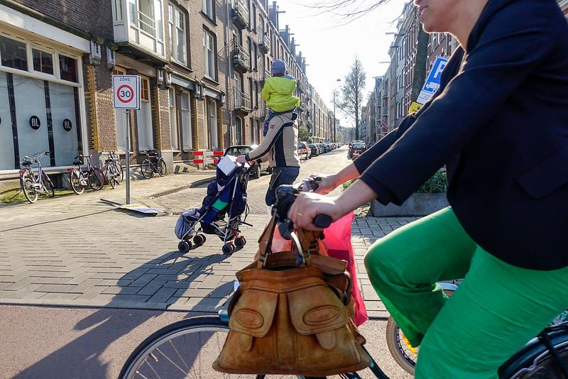 Amsterdam, de pijp, 4 april 2016, foto: Katrien Mulder