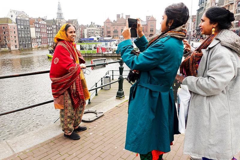 Amsterdam, 5 april 2016,  foto: Katrien Mulder