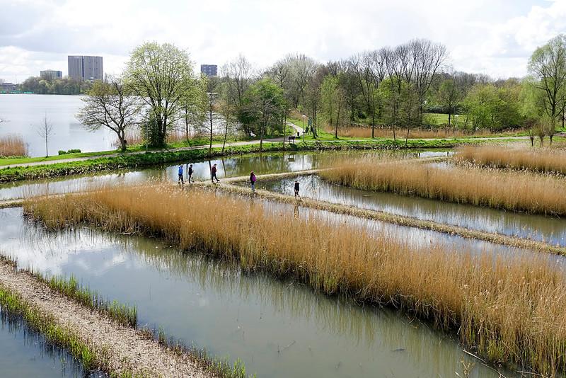 Amsterdam, flevopark, 17 april 2016, foto: Katrien Mulder