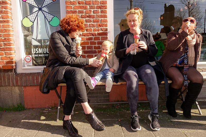 Amsterdam, 29 april 2016, foto: Katrien Mulder