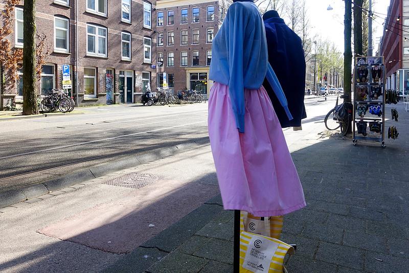 Amsterdam, Czaar Peterstraat; 29 april 2016, foto: Katrien Mulder