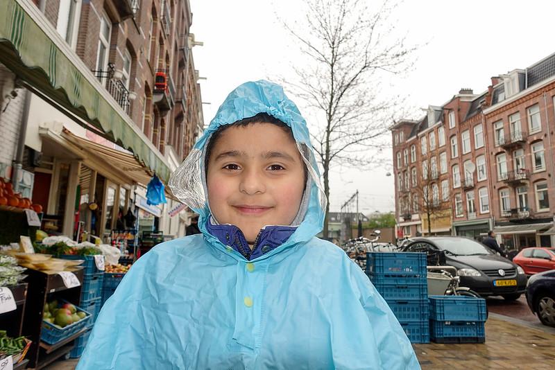 Amsterdam Oost, 25 april 2016, foto: Katrien mulder