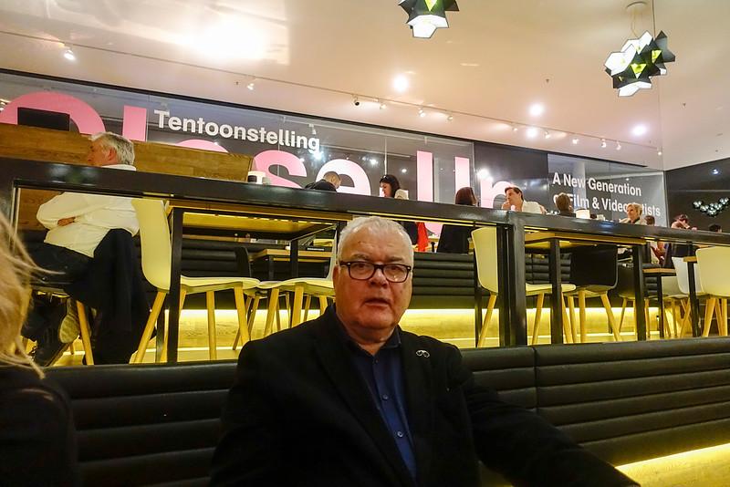 Amsterdam 30 april 2016, Eric 70 jaar, foto: Katrien mulder