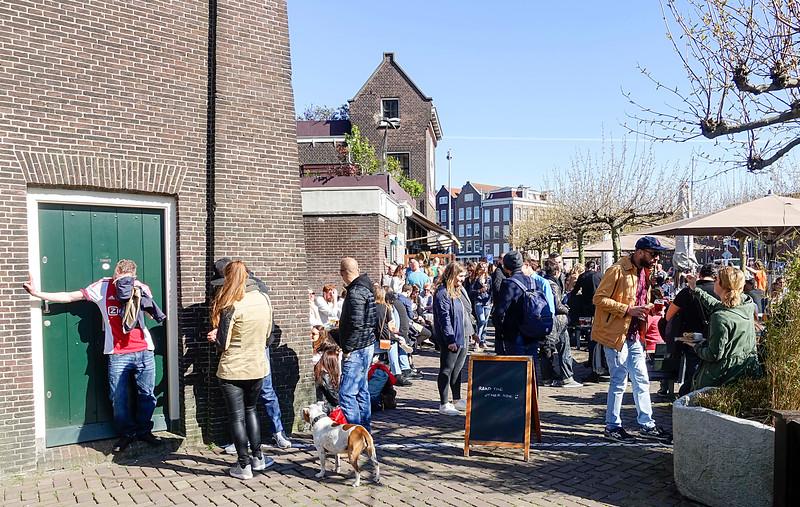 Amsterdam, 1 Mei 2016, foto: Katrien Mulder