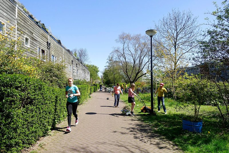 Amsterdam, zeeburgerdijk, 1 Mei 2016, foto: Katrien Mulder