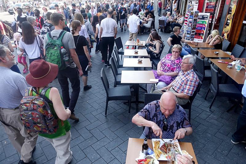 Amsterdam, 7 mei 2016, foto: Katrien Mulder