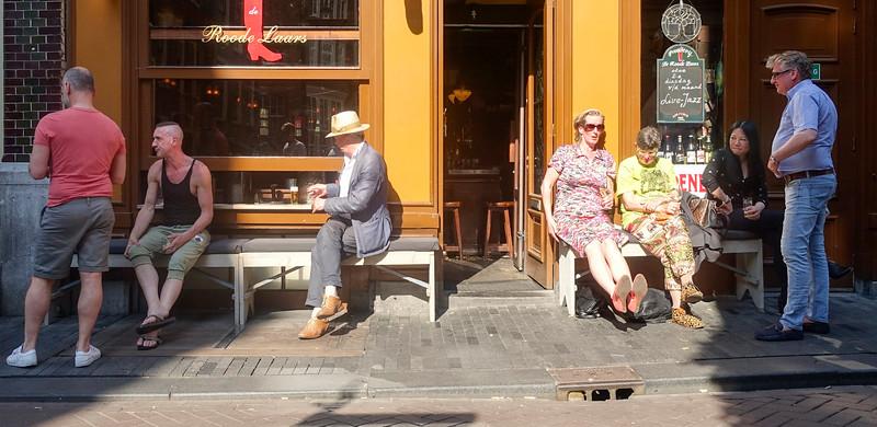 Amsterdam, Zeedijk, 7 mei 2016, foto: Katrien Mulder