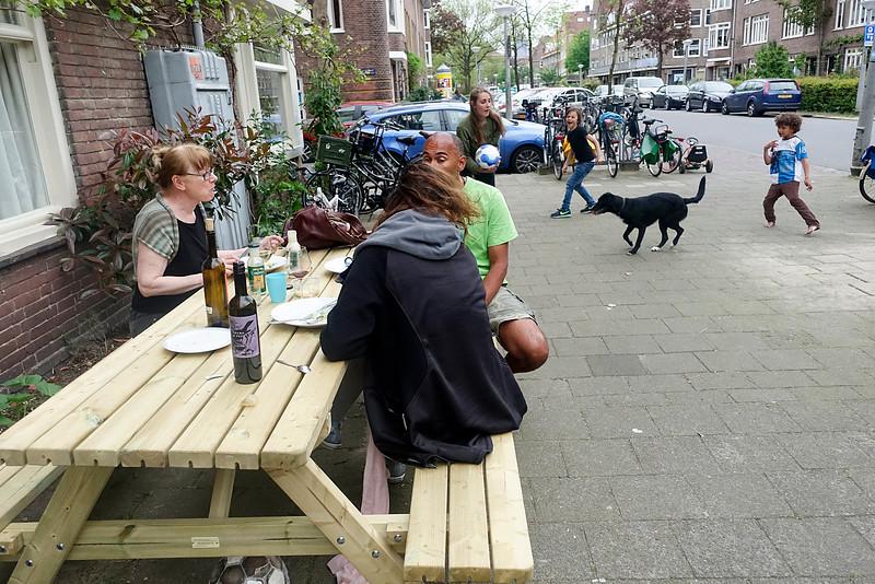 Amsterdam, 10 mei 2016, foto: Katrien Mulder