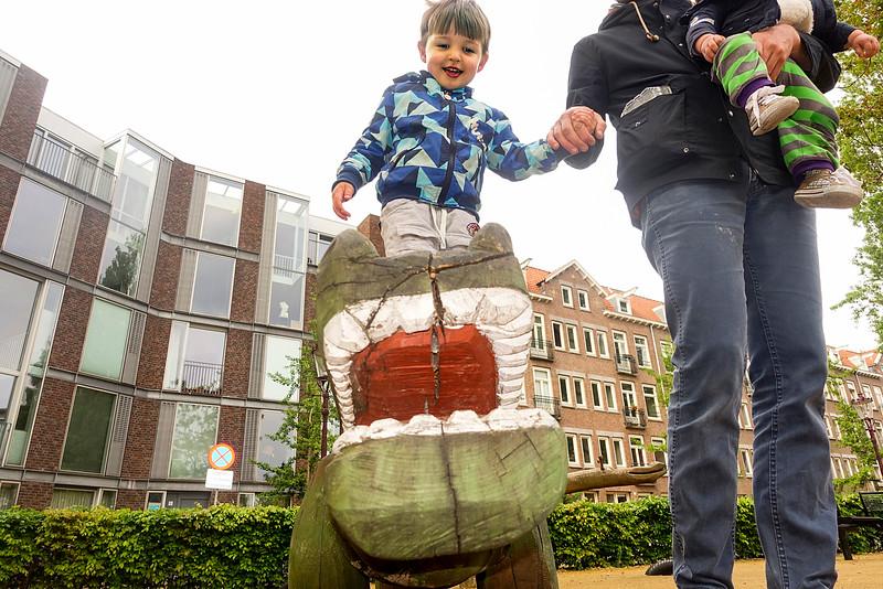 Amsterdam, 18 mei 2016, indische buurt, foto: Katrien Mulder