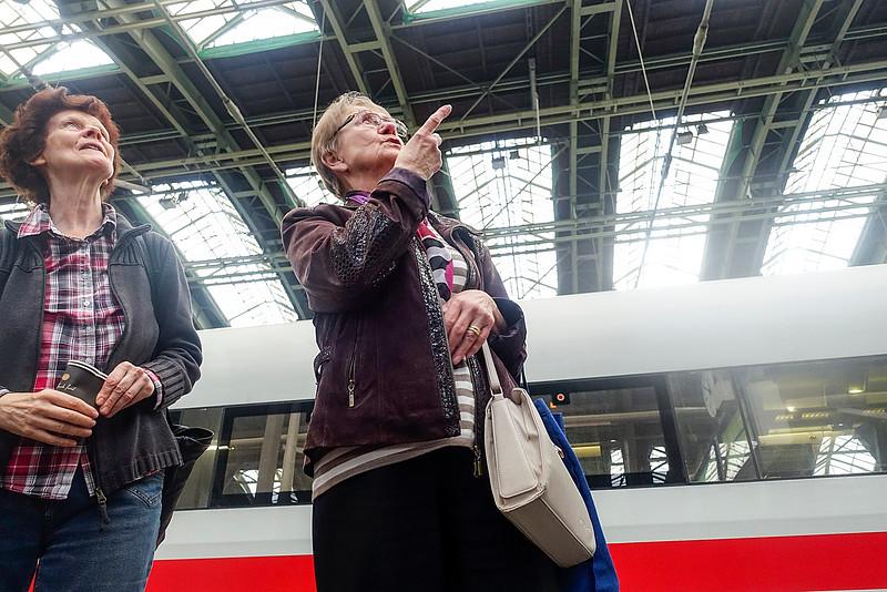 Berlijn. Oatbahnhof, 26 mei 2016, foto: Katrien mulder