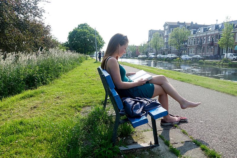 Amsterdam oost, 27 mei 2016, foto: Katrien Mulder