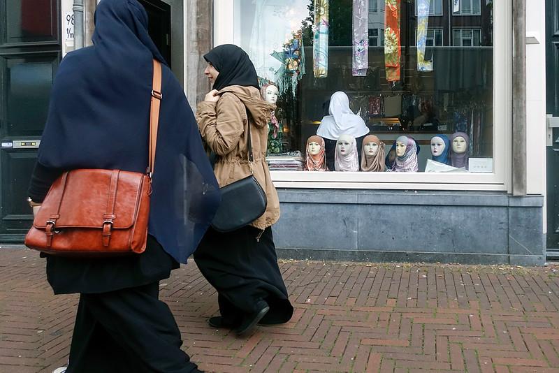 Amsterdam Oost, 15 juni 2016,  foto: Katrien Mulder