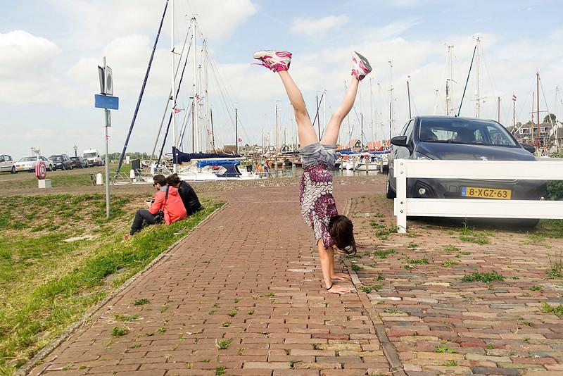 Nederland,Marken, 19 juni 2016, foto: Katrien Mulder
