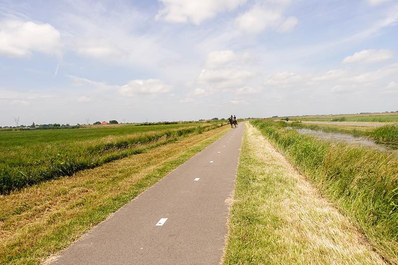 Nederland, Waterland, 19 juni 2016,
