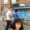 The Netherlands; Amsterdam, 22 juni 2016, Dapperstraat, foto: Katrien Mulder