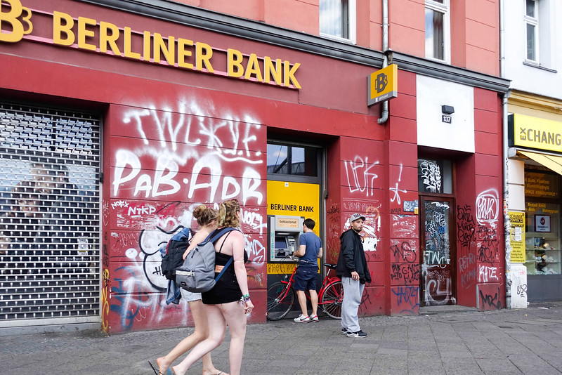 BRD, Berlin, 27 juni 2916, Kreuzberg, foto: Katrien Mulder