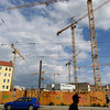 BRD, Berlin, 29 juni 2016, bouwplaats, construction site, foto: Katrien Mulder