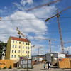 BRD, Berlin, 29 juni 2016, bouwplaat, construction site, foto: Katrien Mulder