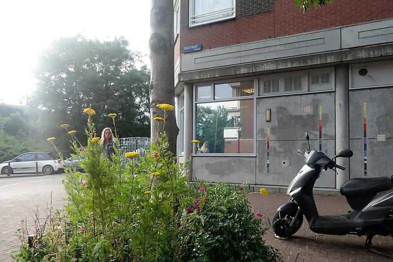 Nederland, Amsterdam, Amsterdam Oost, Indische buurt, 15 juli 2016, foto: Katrien Mulder