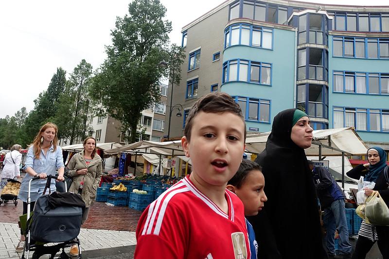 Nederland, Amsterdam, 27 juli 2016, foto: Katrien Mulder