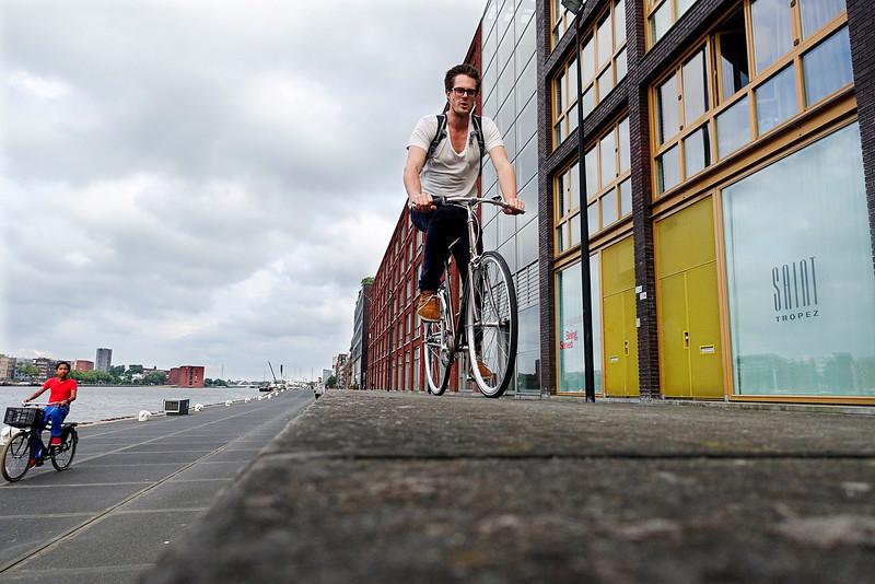 Nederland, Amsterdam, 28 juli 2016, foto: Katrien Mulder